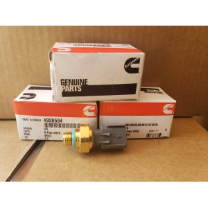 NEW GENUINE OEM CUMMINS PRESSURE SENSOR 4928594 68002442AA 6.7L 2500 3500