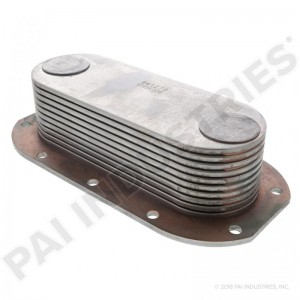 Oil Cooler for Detroit Series 60 & 50.  641270,23522416,52458196