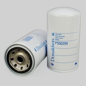 Oil Filter Brand: Donaldson Part#: P550299,carrier