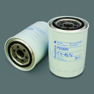 Donaldson Fuel Filter Spin-on Secondary- P553693,carrier