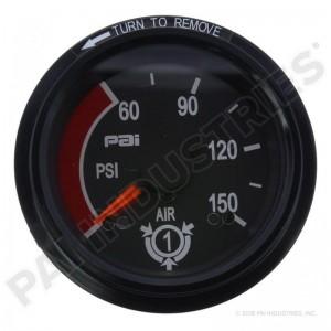 Mechanical Air Gauge FGG-0499 Mack,7660-883025,International,500507C2