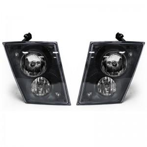 Fog Light Lamp Bumper Volvo Vnl 2003+ 2015 Passenger & Driver Pair Set