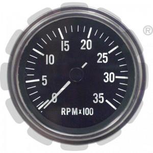 Commercial Semi Truck Tachometer Gauge PAI FTA-0550 ,Stewart Warner 82689