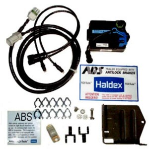 Haldex AQ964110 ABS Valve Kit 2S/1M A7 ECU Upgrade Kit
