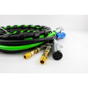 Coiled Air Hose Brand: HDValue Part#: NT451097