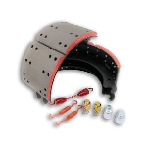 KIT HDValue Brake Shoe  HDV4707Q23S