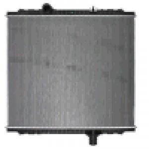Aluminum radiator 437440CP for Kenworth (68041-9381, 238631)