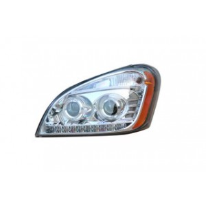 Freightliner Cascadia Headlamp light LED LH