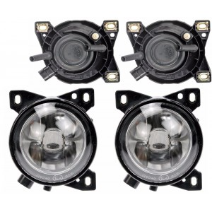 New Left/Right Fog & Driving Light PAIR FOR 2012 2013 2014 2015 Kenworth T660