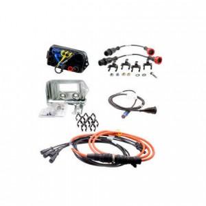 Haldex AQ964111 ABS Valve Kit 4S/2M ECU Upgrade Kit